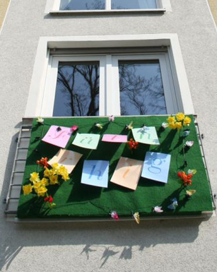 Fensterbild April 2010