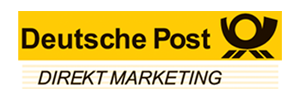 Logo Deutsche Post - Direkt-Marketing-Center Oberhausen
